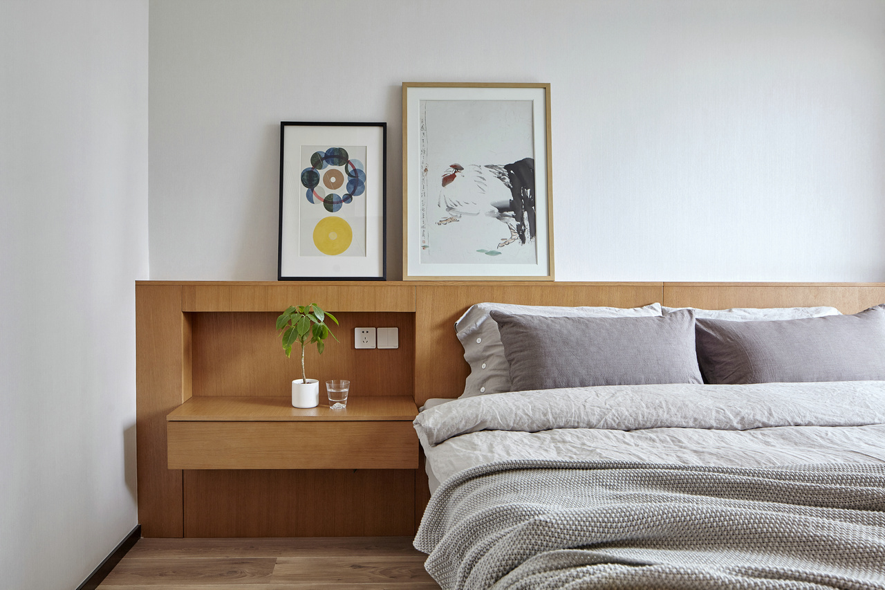苏州万科遇见山160平现代风格室内装修设计案室内设计和智能家居图片