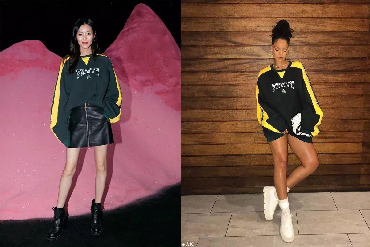 假如范冰冰和李宇春穿同一件衣服,你觉得谁会赢?