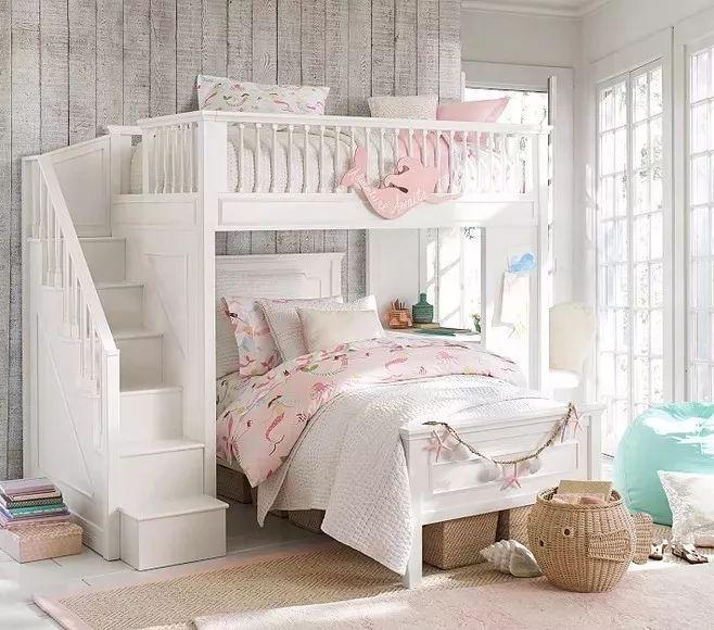 【装修知识】儿童房设计成上下床好不好?专家分析完吓图片