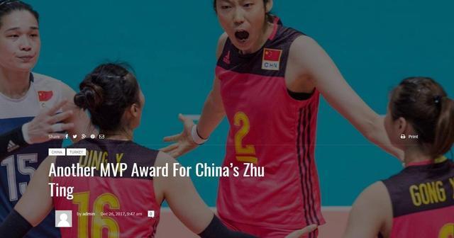 最新2018世界女排排行榜:中国女排第一,让全世界仰望