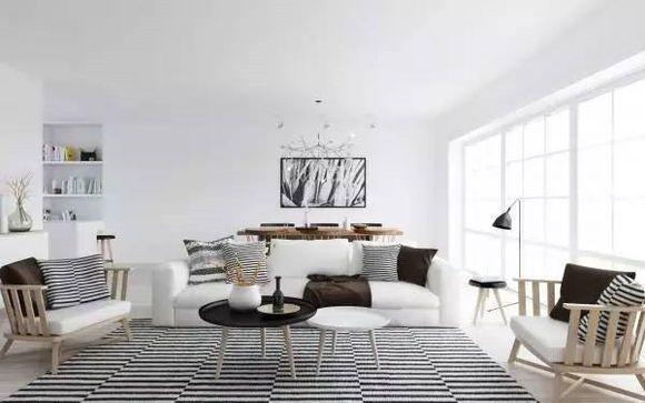 特点一:以木为材 以木材为主要建材,创造独特的木式结构,注重环境与建筑的协调,善于运用色彩装饰。如彩画、雕刻、书画、家具陈设等艺术手段营造意境。  特点二:现代与传统相得映彰 将中式风格线条化、抽象化,结合当下生活所需,拆分重组,构成新的视觉感。深白、赤黑亦或炫彩,将现代色彩与传统结合,相得映彰。