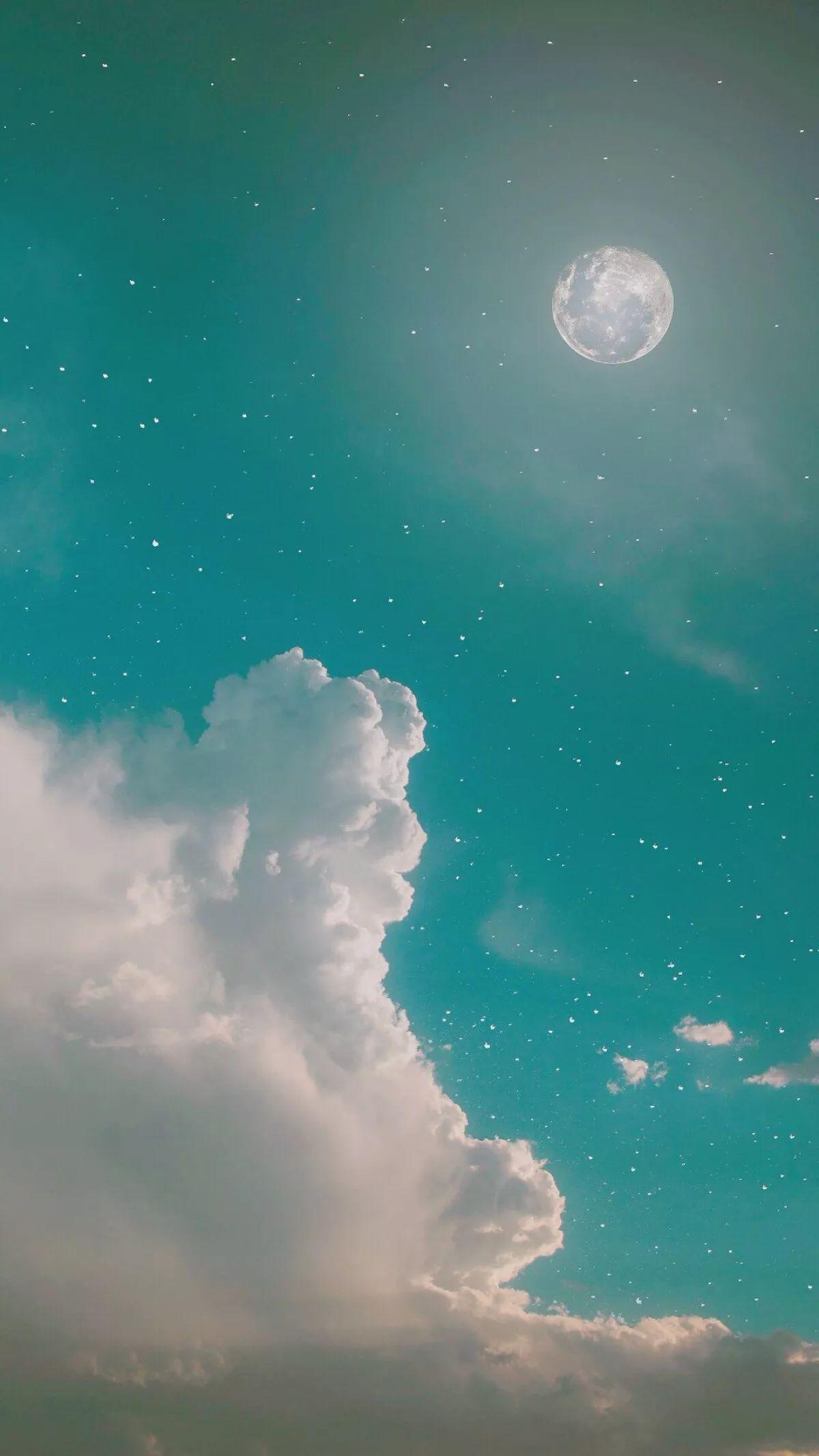 星空 唯美 浪漫 手机壁纸