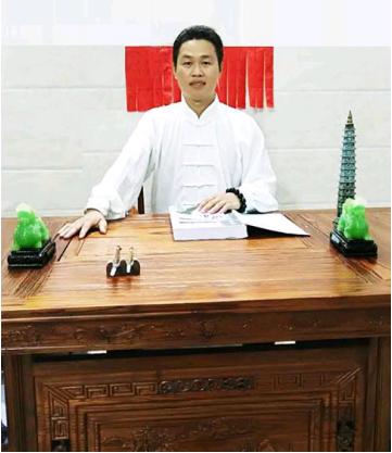 风水大师吴灵聪的传奇人生