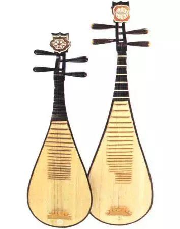 这些乐器造型简练优美,结构合理,做工精巧,音色纯净,为历代音乐爱好者图片