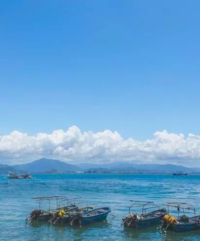 香港六个彩开奖直播海南这条中国式加州1号公路,一条龙悬机网,沿途都是比巴厘岛便宜的天堂!