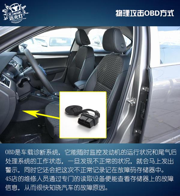 当车联网遇到黑客 汽车潜在安全漏洞有哪些