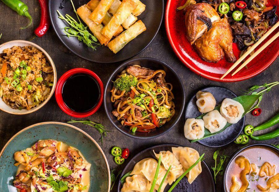 亚洲美食不只有中餐   日料,泰餐,印度菜,和波尔多一