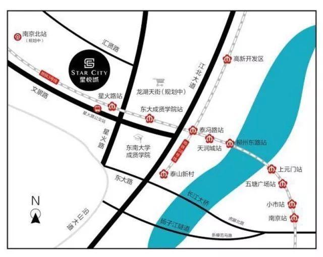 壹周樓市:想在江北新區置業的人,機會來了哦!圖片