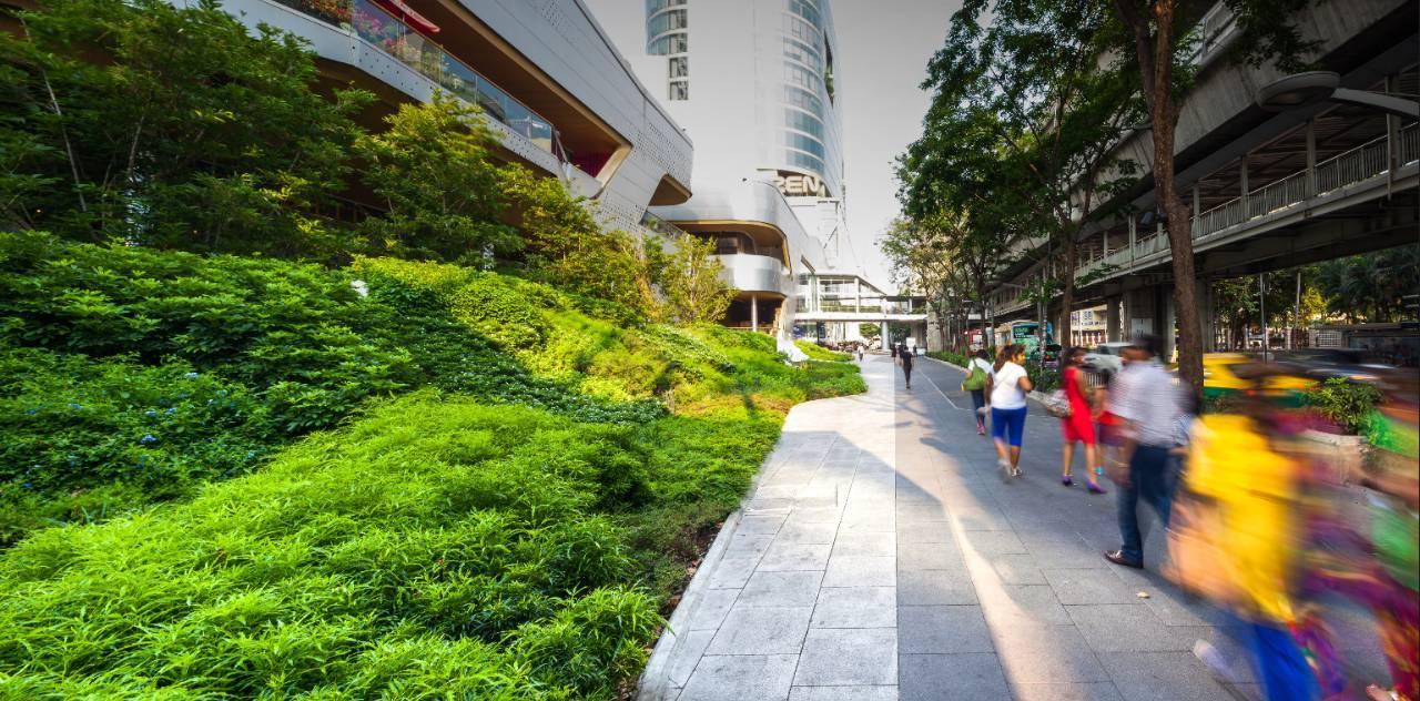 曼谷景观设计绘制之旅即将考察【月亮观筑】java启程环球图片