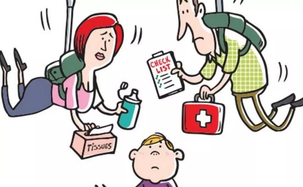 情商低的孩子,可能源于小时候被过度保护