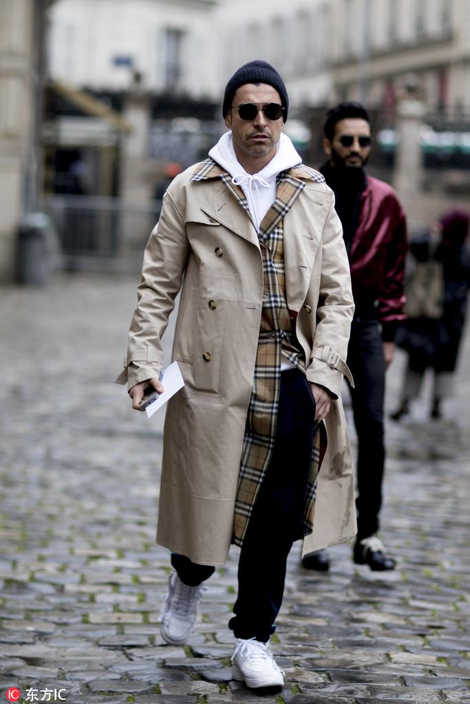 巴黎潮人最近在穿啥?可能是受这些品牌的影响!