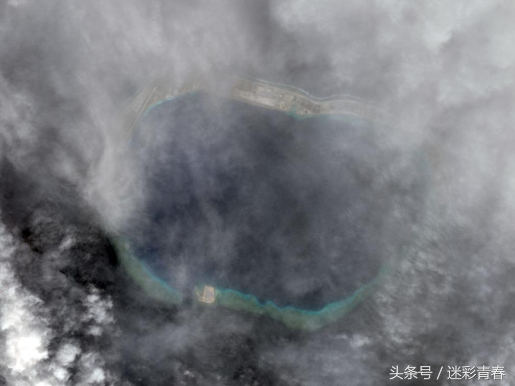 三沙市永兴岛面积有多大中国永兴岛最新航拍照