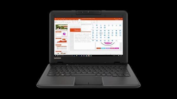 微软/联想向教育市场发布1200元Win10笔记本:送Office