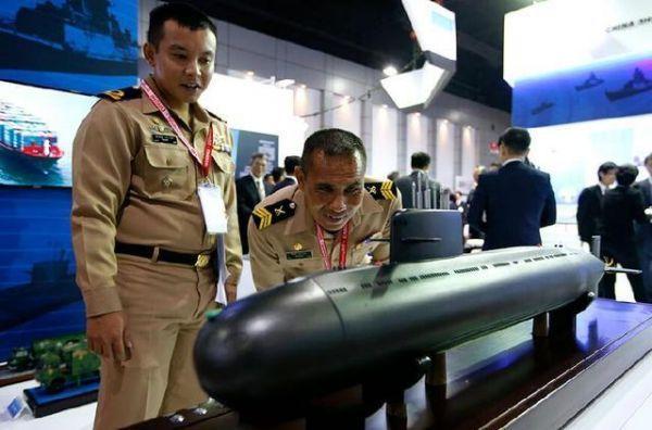 军情锐评:中国推销潜艇布局印度洋?我们的目标是全球市场
