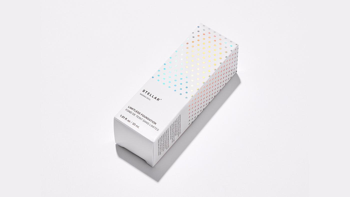 STELLAR 化装品包装抽象