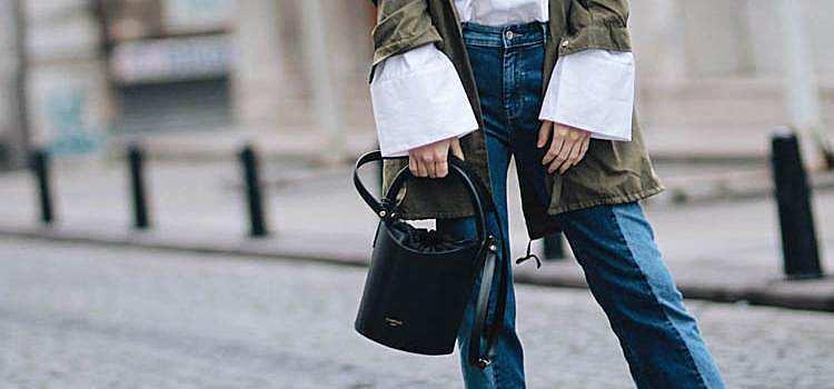 今冬最流行――迷你水桶包