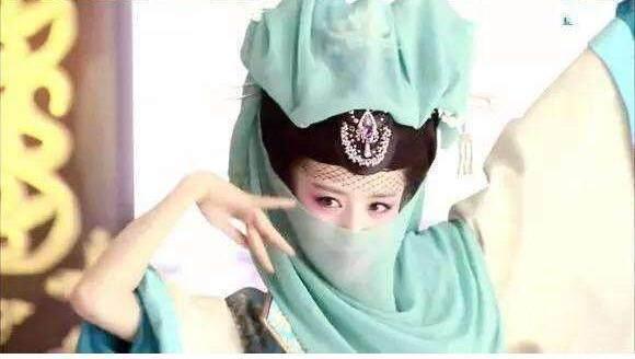佟丽娅最美的角色并不是来自赵飞燕,而是来自郭德纲的雷剧图片 21889 580x328