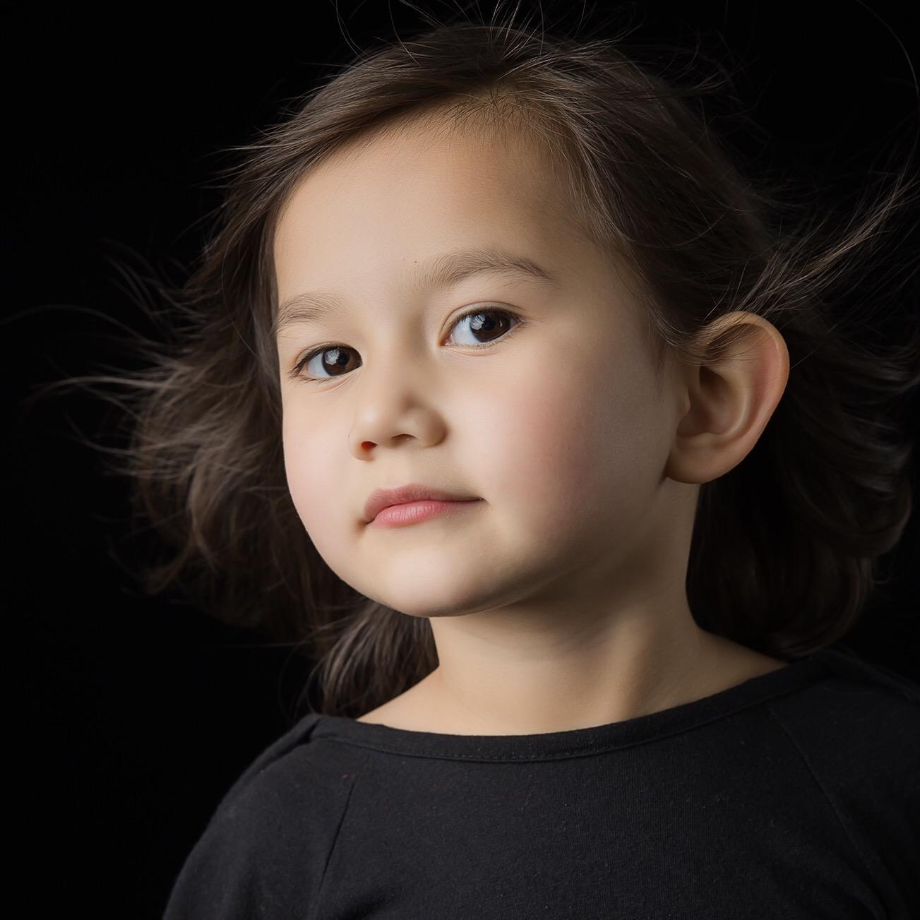 儿童摄影课程三套小班课含PSD预设素材