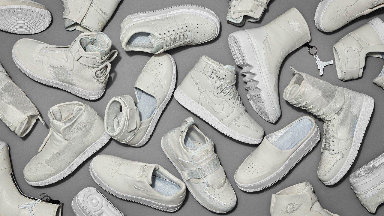Air Force 1 真的被设计成了拖鞋