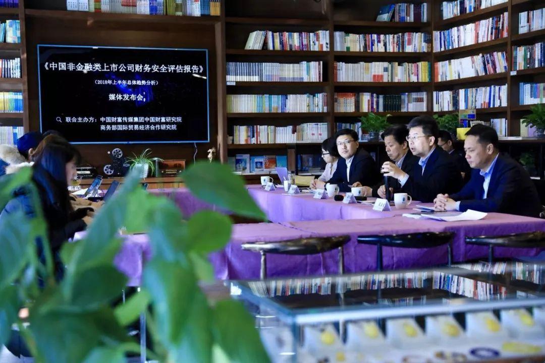 """上市公司财务安全""""大体检"""" 孙宏斌称做生意总是有赚有赔"""