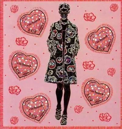 5、法国2006年情人节邮票让—路易雪莱