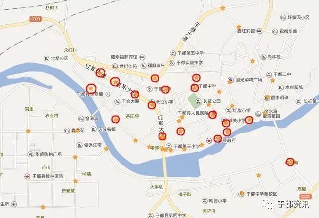 于都县人口有多少_江西这17个地方获中央投资6100万元 有我们寻乌吗