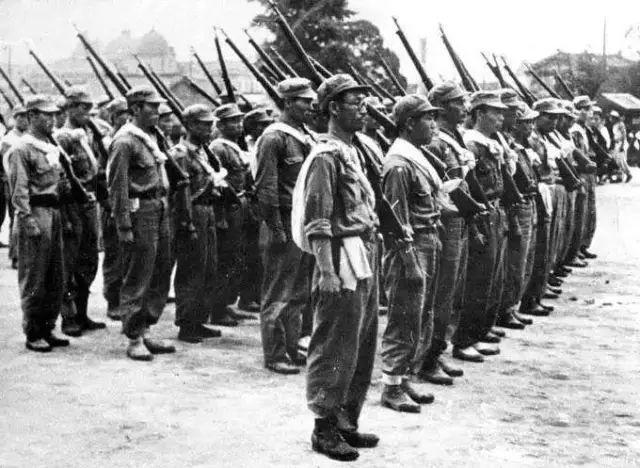 조선전쟁에 참여했던 동북조선인장병들의 최종거취