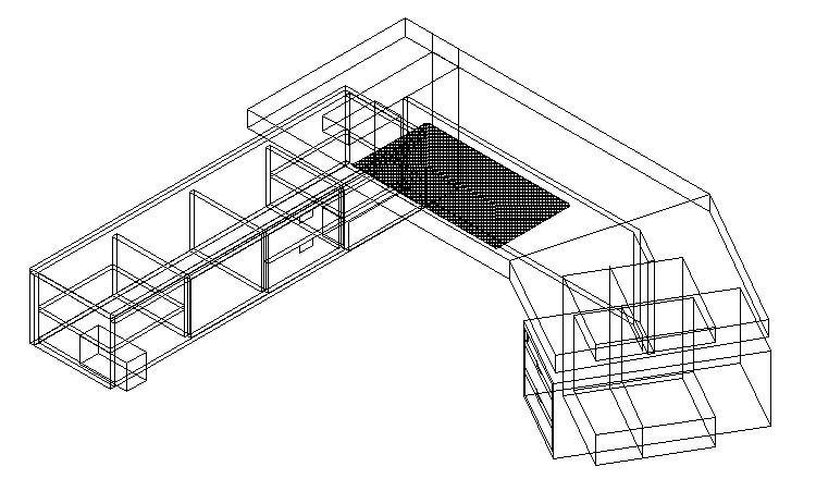 工程图 简笔画 平面图 手绘 线稿 750_451