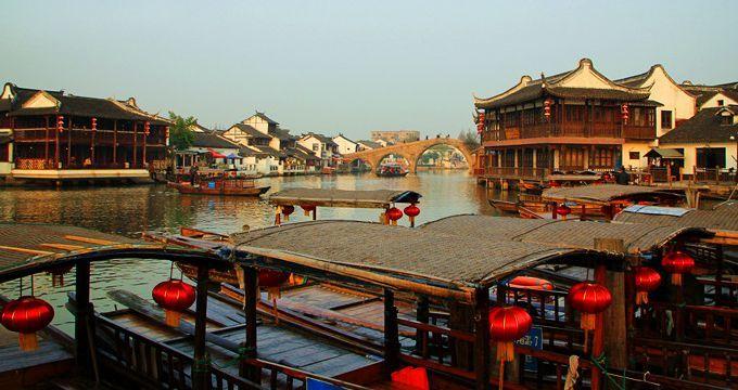 朱家角人口_美翻了 来上海这20条商业街,光购物就太亏了