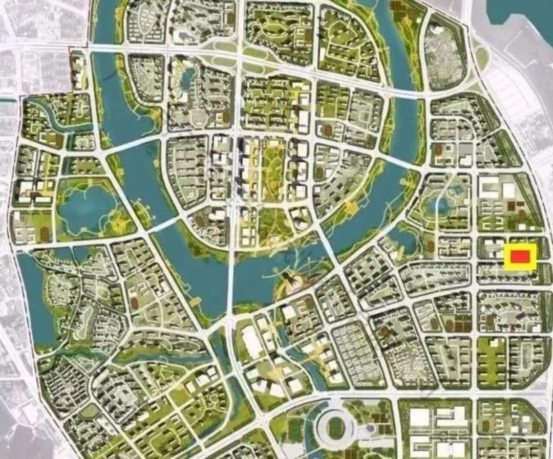 区金山湖片区,周边聚焦城市核心资源,紧邻城际1号线奥体中心站(规划)