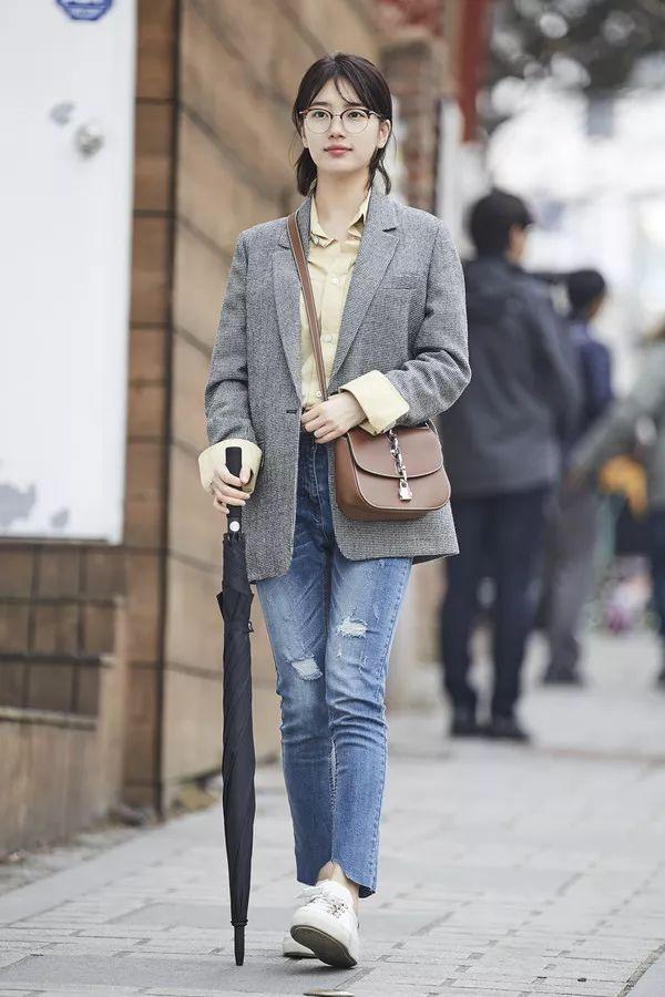 服气  被称韩国刘亦菲的秀智素颜美成这样?怪她初恋肌太抢眼!
