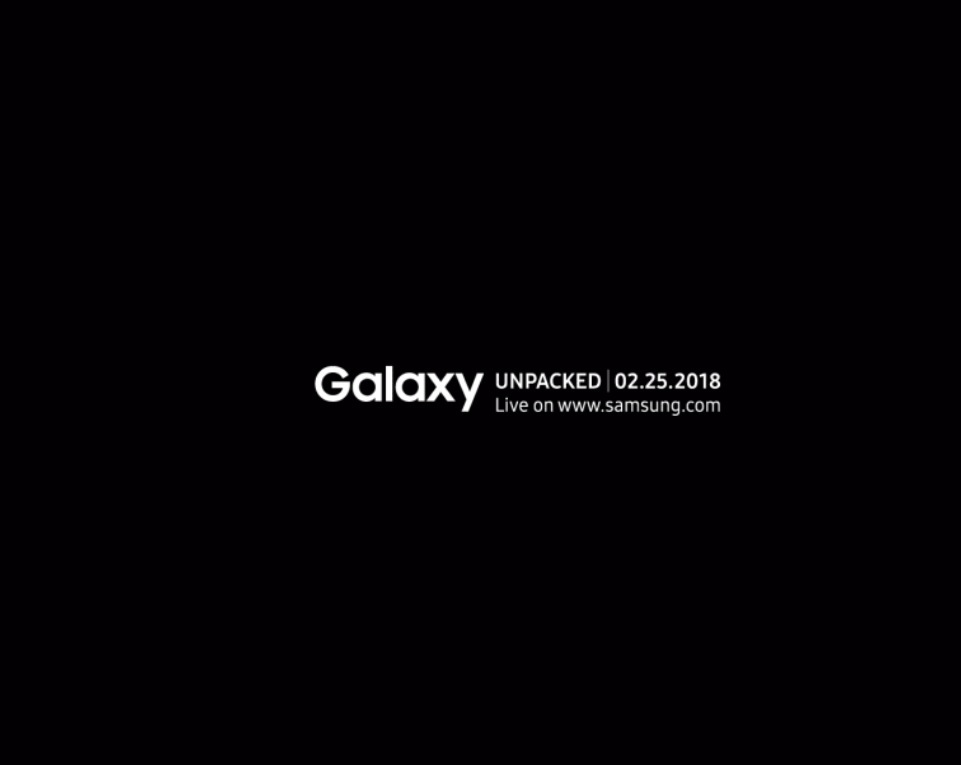 三星公布 2 月 25 日发布 Galaxy S9,预计主打照相功能