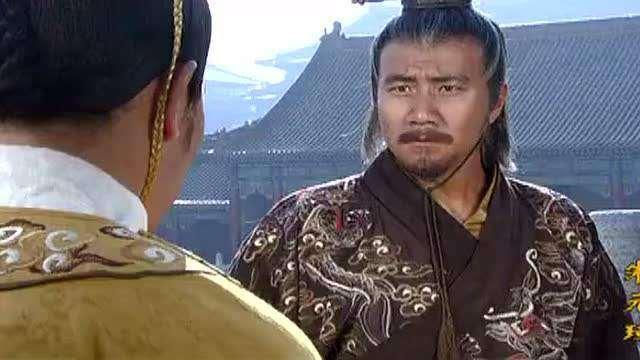 撸撸专用视频_朱元璋亲手撸掉荆棘上面的刺,来教育儿子朱标一件事