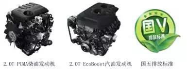 与林肯MKC同款发动机搭载福特先进技术百公里油耗低至76L_七星彩