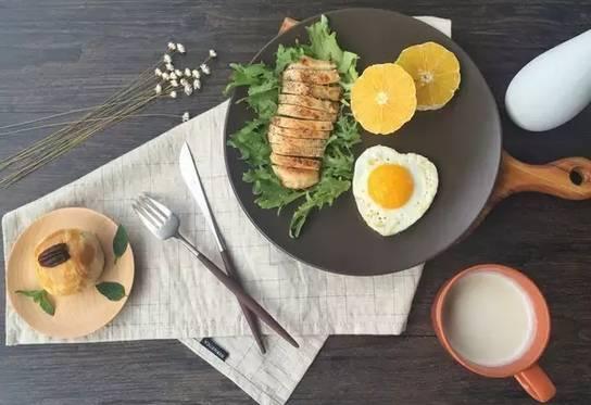 健康减肥晚餐食谱偏方图片