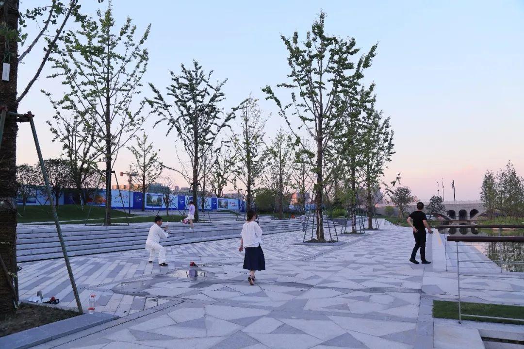 树阵地暖建成暖通鸿业效果广场怎样绘制图片