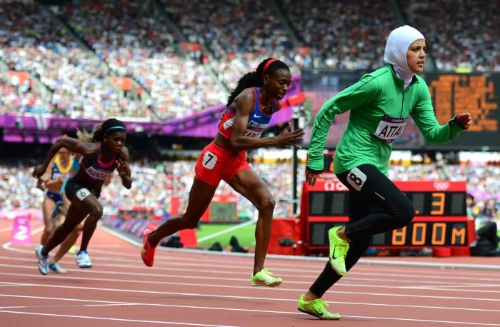 改革浪潮推动下的沙特体育画像