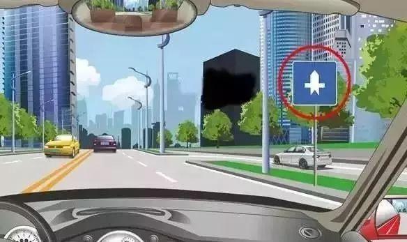 交通标志杆上扣分最多的交通标志有哪些