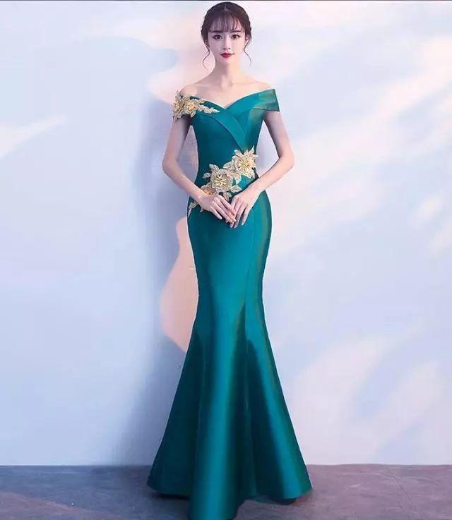 十二星座a旗袍旗袍礼服,双鱼好迷人,摩羯最漂亮送给天蝎座女的礼物图片