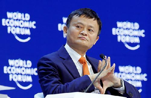 马云:年轻人喜欢未来 电商发展潜力巨大