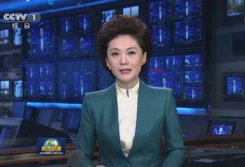 在中纪委和最高法院身兼两职的央视女主播