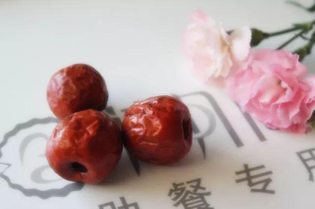 原料: 红枣 阿胶 大米图片