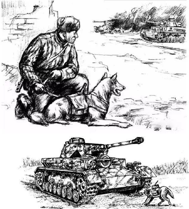 二战手绘图片大全