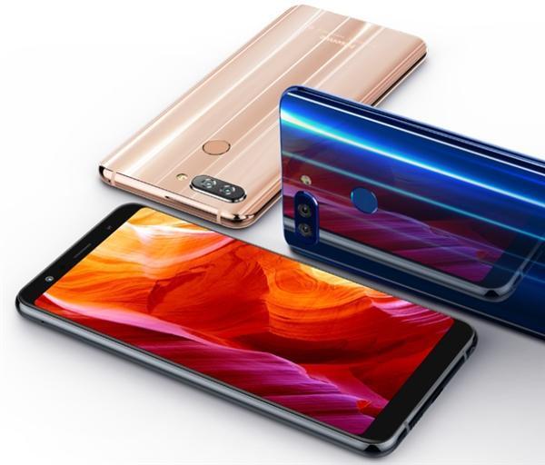 海信H11全面屏手机发布:骁龙630+AI双摄 售价2599元起