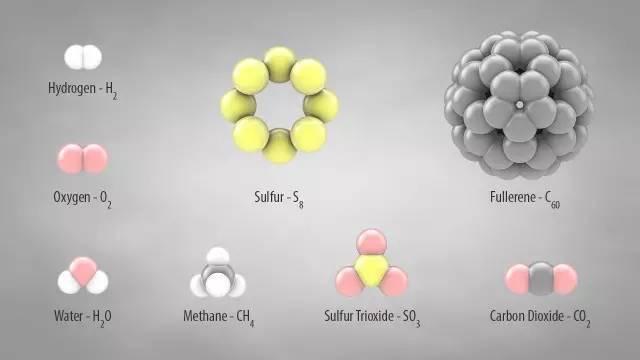 美丽化学:化学结构之美,超乎你的想象!