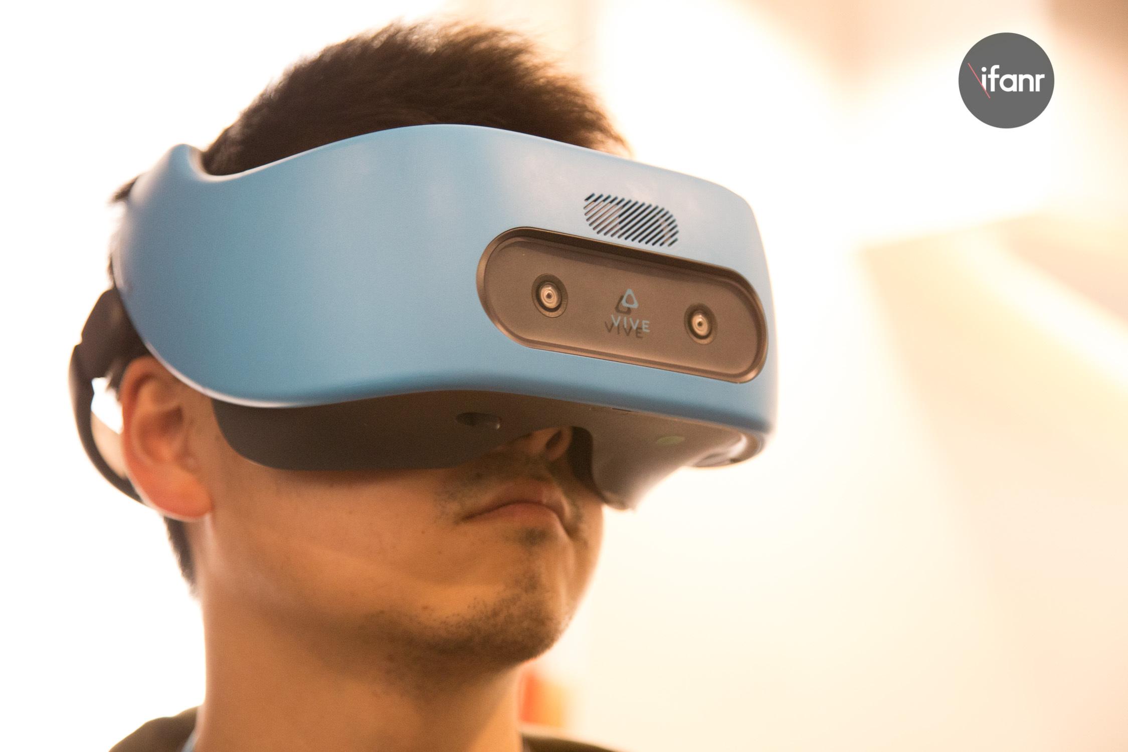 """体验了 HTC Vive Pro 后,我觉得 VR 的未来似乎也没有那么""""悲观"""""""