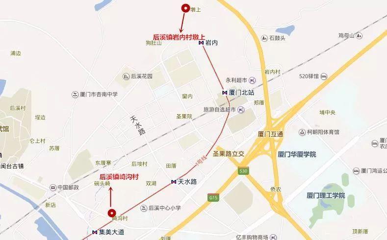 岩内村安置房规划图