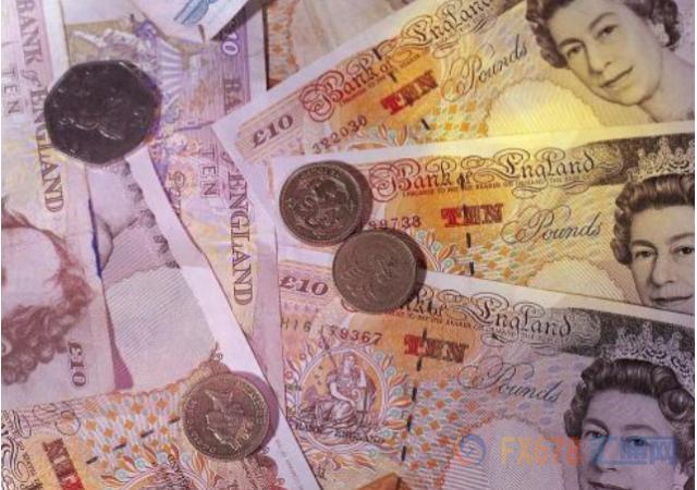 英镑兑美元4连阳刷新2016年6月来高位,有望呈6周连涨