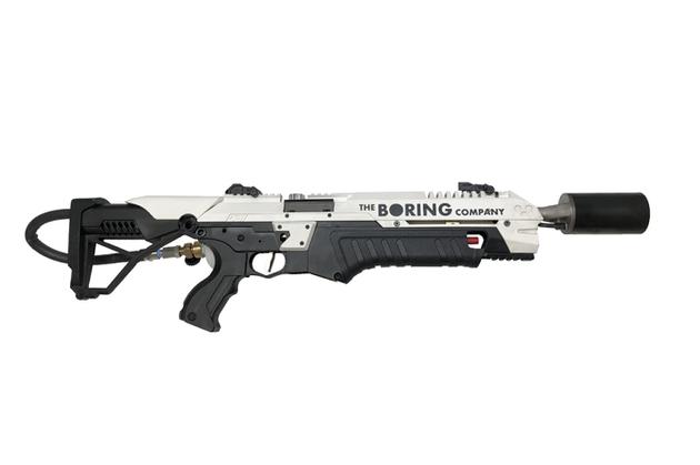 """马斯克""""无聊公司""""火焰喷射枪真开售:价格600美元"""