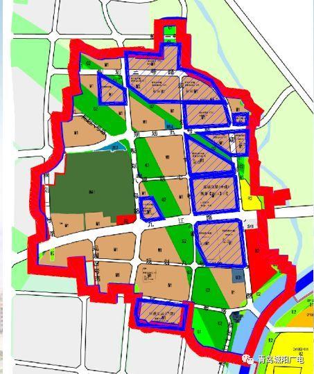 成凉工业园区规划图